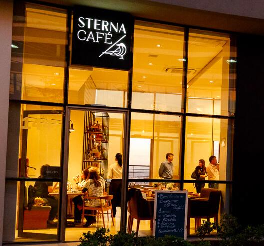Foto Sobre Sterna Café